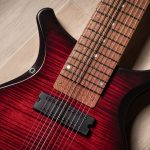 U10 Custom - red burst